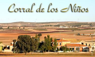 El Corral de los Niños en Hoya Gonzalo (Albacete)