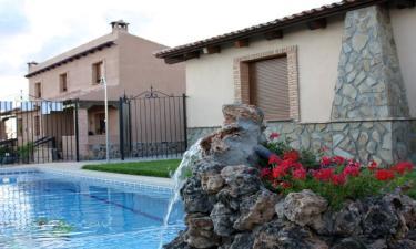 Casa Rural El Descanso del Andante en Ossa de Montiel a 30Km. de El Bonillo