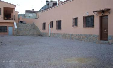 Casas Rurales Montemayor en Casas de Lázaro a 41Km. de Ayna