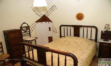 Casa Rural Casa Gertrudis en Fuensanta a 39Km. de Madrigueras