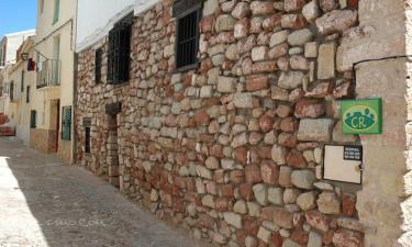 Casa Rural Bracamonte en Alcaraz (Albacete)