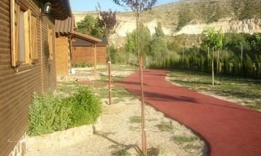 Casa Rural Villalfonso en Valdeganga a 60Km. de Fuensanta
