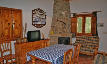 Casas Rurales Los Enebros en Nerpio (Albacete)