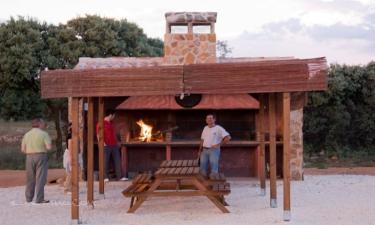 Casas Rurales Vía Verde en Robledo a 14Km. de Alcaraz