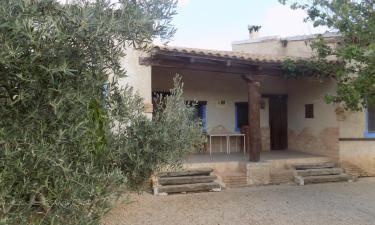 Casas Lagunas de Ruidera en Ossa de Montiel a 30Km. de El Bonillo