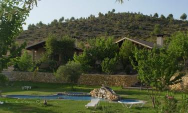 Complejo Rural La Alberquilla en Yeste a 46Km. de Ayna