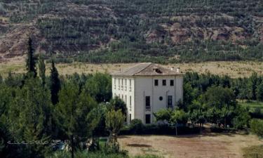 Granja escuela Atalaya de Alcaraz en Alcaraz (Albacete)