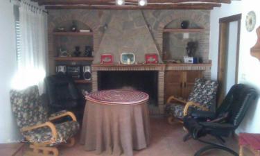 Casa Rural La Navazuela en Ayna (Albacete)