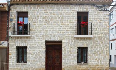 Los Montones en Carcelén (Albacete)