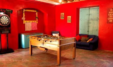 Casa Rural Del Horno en Chinchilla de Monte Aragón a 50Km. de Rincon del Moro