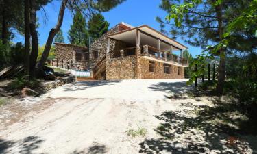 Casa El Autillo turismo rural en Riópar (Albacete)