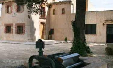 Casa Rural El Prior I en Villena a 10Km. de Virtudes