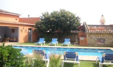 Casa Rural Xaymaca en Benimeli a 16Km. de Jalón