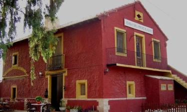 Casa Rural Casa del Procurador en Villena a 40Km. de Pinoso