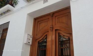 Casa Joan en Pego (Alicante)