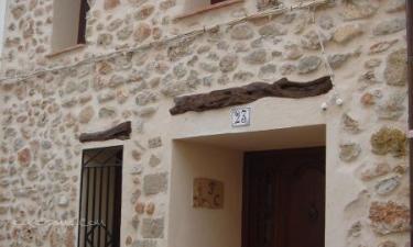 Casa Rural F.C en Alcalalí a 6Km. de Jalón
