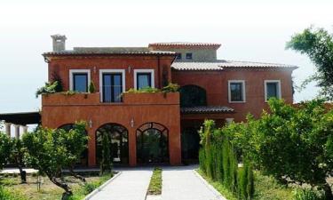 Casa Rural Alqueria  de Finestrat en Finestrat a 25Km. de Aigües