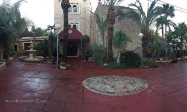 Villa Rei Jaume en Alicante/Alacant a 5Km. de Tangel