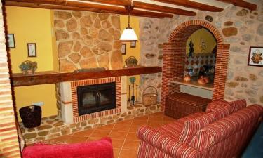 Casa Rural La Cirera en Benilloba (Alicante)