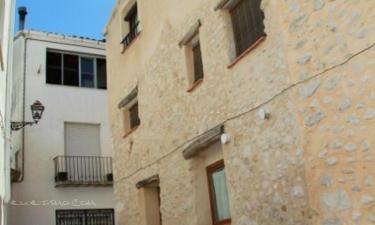 Ca Rosella en Benilloba (Alicante)