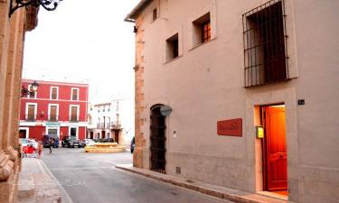 Ca Senyoret - Casa Rural en Jalón (Alicante)