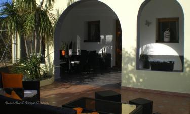 Casa Pere en Jalón (Alicante)