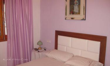 Casa La Rosa en Pedreguer a 15Km. de Jalón