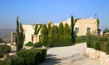 Casa Rural La Joya de Cabo de Gata. Charos houses en El Cabo de Gata (Almería)