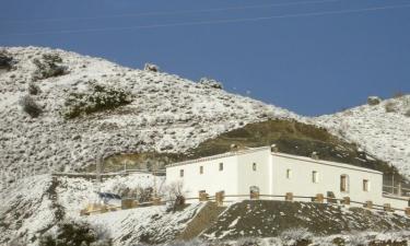 Casa Rural Cortijo Leontino en Taberno (Almería)