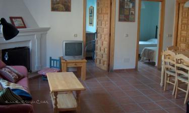 Casa Rural Balafiq en Velefique (Almería)