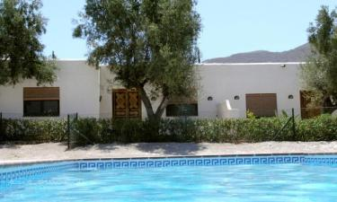 Casa Rural Delfos Mojacar en Mojácar a 47Km. de Pozo de La Higuera