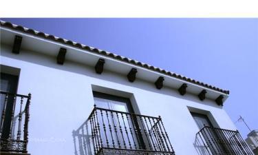 Casa  Rural  Jardín del Desierto en Tabernas a 29Km. de Alhama de Almería
