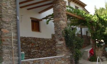 Alojamientos rurales El Picachico en Laroya (Almería)