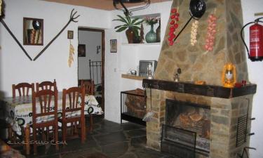 Casa Rural Cortijo Abruvilla en Abrucena (Almería)