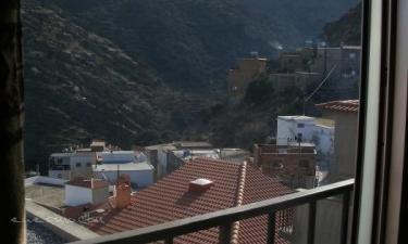 Casa Rural Casa La Solé en Abrucena (Almería)