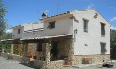 Casa Rural Las Paratas del Faz en Fiñana a 0Km. de La Estación Fiñana