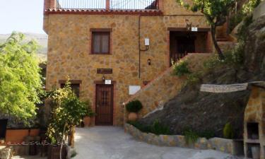 Casas Rurales La Jirola en Abrucena a 20Km. de Padules
