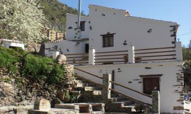 Cortijo Rural El Molino de Laroya en Laroya (Almería)
