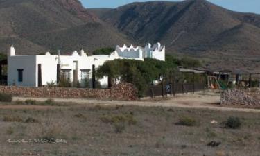 Casa Rural Campo Feliz Cabo De Gata en El Cabo de Gata a 18Km. de Fernan Perez