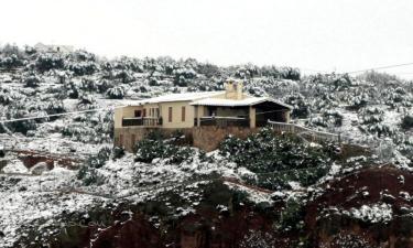 Alojamiento Rural Cortijo Celdran en Vélez-Rubio (Almería)