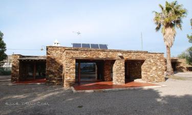 Casas Rurales en Tabernas en Tabernas a 29Km. de Alhama de Almería