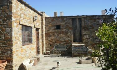 cortijo lorenzo (JUANY) en Abrucena a 8Km. de La Estación Fiñana
