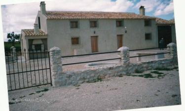 Cortijo El Ventorrillo en Vélez-Blanco (Almería)