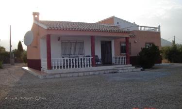 Casa Rural el Aguila en Vélez-Blanco (Almería)