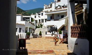 Casa Rural Ohanes en Ohanes (Almería)