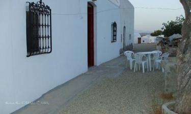 Casa Los Cortijillos en Fernan Perez (Almería)