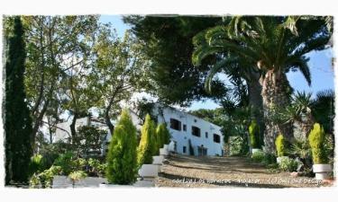Casa rural los Hornicos en Mojácar (Almería)