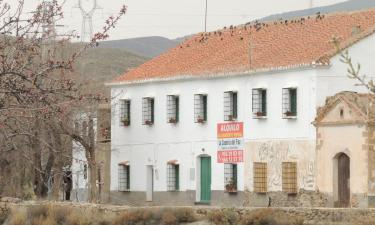 La Caseria del Faz en Fiñana (Almería)