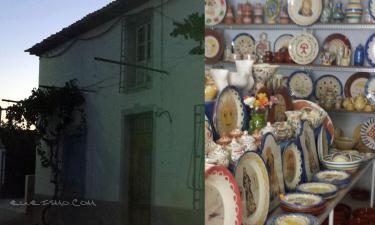 Casa Rural en Albox Almeria España en Llanos de los Olleres a 31Km. de Benitagla