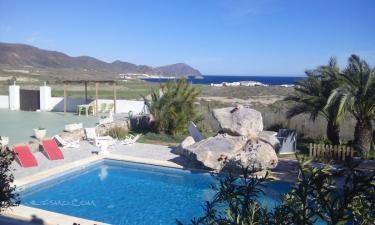Chalet Villamar en Los Escullos a 22Km. de El Cabo de Gata